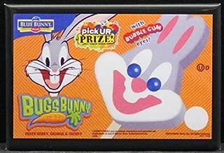 Bugs Bunny Ice Cream Bars Refrigerator Magnet.