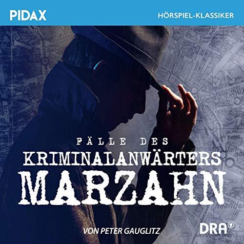 Fälle des Kriminalanwärters Marzahn Titelbild