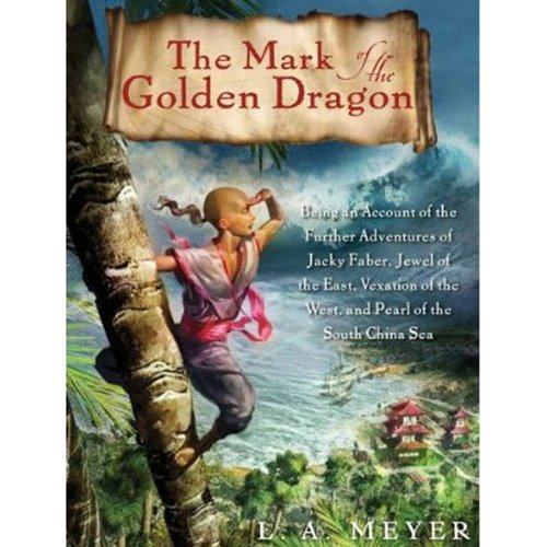 The Mark of the Golden Dragon Titelbild