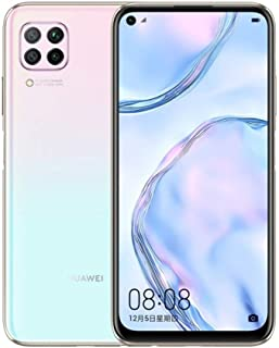 "Huawei HW-JNY-LX2 Nova 7I Dual Sim Smartphone, 6.4"" LCD Display, 8GB RAM, 128GB ROM, Pink"