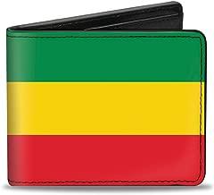 Bi-Fold Wallet - Rasta