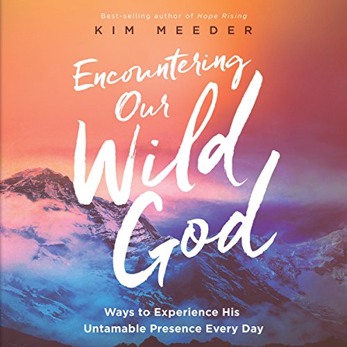 Encountering Our Wild God audiobook cover art
