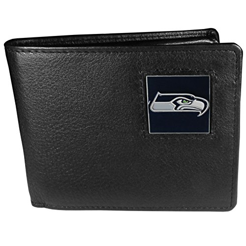 Siskiyou Gifts Co, Inc. NFL Damen Geldbörse, Leder, Damen, Seattle Seahawks, One Size Fits All