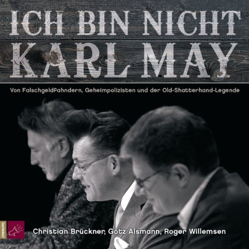 Ich bin nicht Karl May  By  cover art