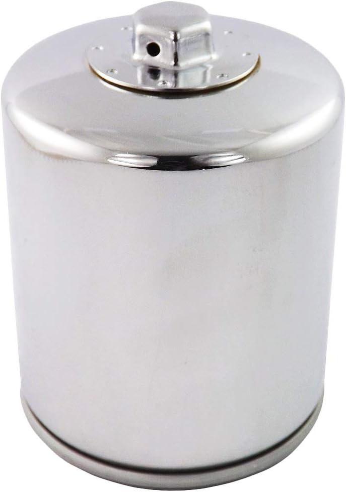 Hiflofiltro Black 3 Pack HF171B-3 Premium Oil Filter Pack of 3 3 Pack