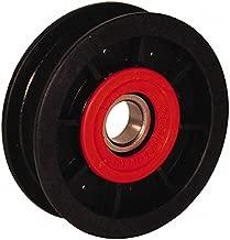 V-Belt Idler Pulley, 5/8 in Flat Belt