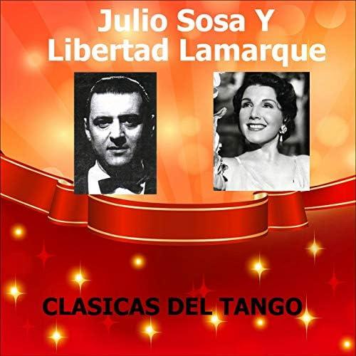 Julio Sosa & リベルタ・ラマルケ