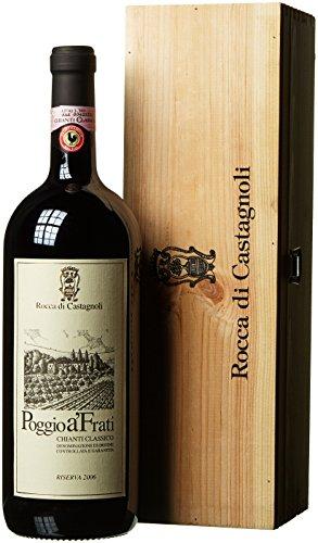 Rocca di Castagnoli 1er HK Chianti Classico Riserva Poggio A'Frati Cuvée 2006 trocken (1 x 1.5 l)