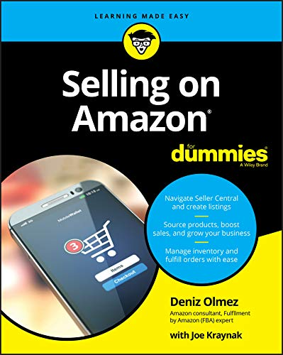 Selling on Amazon For Dummies (For Dummies (Business & Personal Finance))