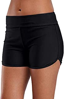 high waisted board shorts for womens