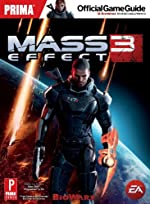Mass Effect 3 - Prima Official Game Guide de Fernando Bueno
