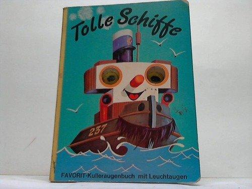 FAVORIT-Kulleraugenbuch mit Leuchtaugen