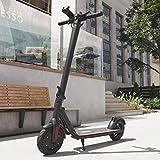 Viron Elektro Scooter 700 W Escooter mit APP & Bluetooth Roller Elektroroller Faltbar Aluminium E-Scooter (Carbon)