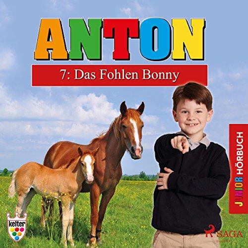 Couverture de Das Fohlen Bonny