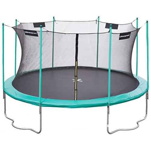 Ultrasport Gartentrampolin Jumper, inkl. Sicherheitsnetz