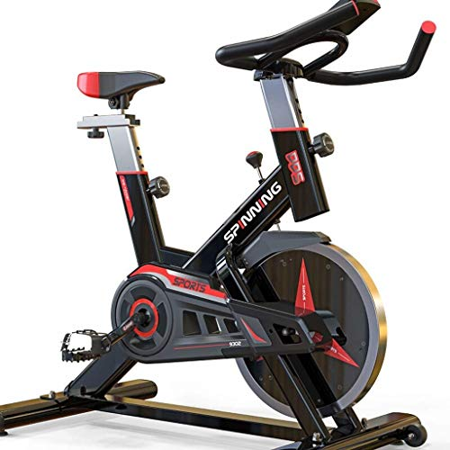 Le Home Spinning Bike Silent Exercise Bike Indoor Fitness Bike Bicicletta Peso Perdita di Attrezzature per Il Fitness