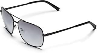 Guess Men's Aviator Sunglasses, Black, GU2114 01B