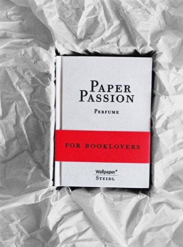 Paper Passion Perfume: Parfum von Geza Schoen Verpackung von Karl Lagerfeld