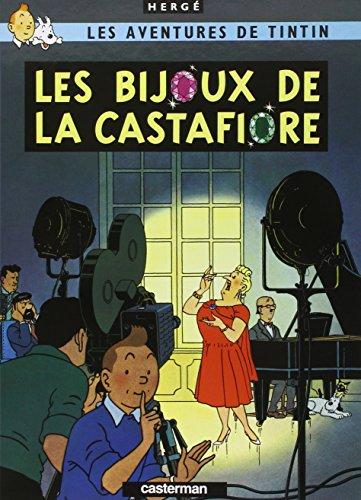Les Aventures de Tintin 21: Les bijoux de la Castafiore (Französische Originalausgabe)