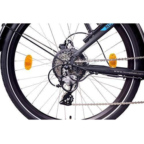 E-Trekking Bike NCM Milano Plus Bild 4*
