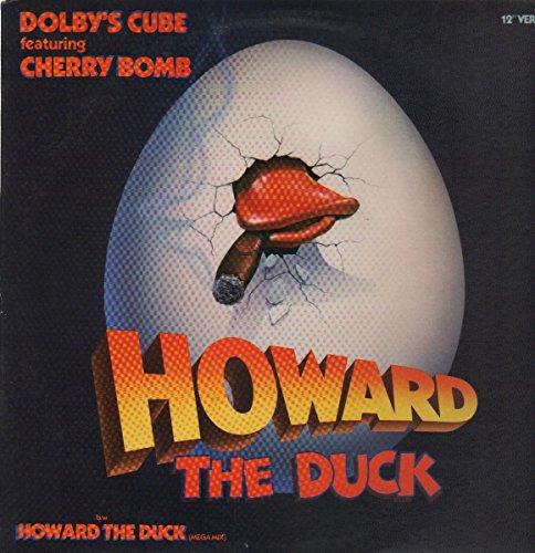 HOWARD THE DUCK (ORIGINAL SOUNDTRACK LP, 1986)