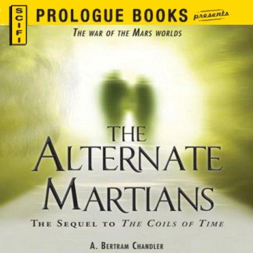 The Alternate Martians cover art