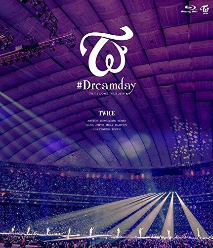 "TWICE DOME TOUR 2019 ""#Dreamday  in TOKYO DOME (通常盤Blu-ray)"