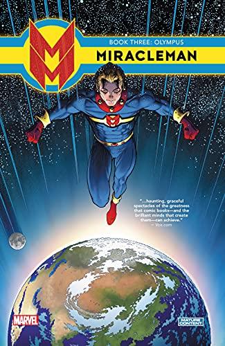 Miracleman Vol. 3: Olympus (Miracleman: Parental Advisory Edition) (English Edition)