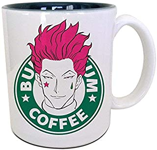 Hisoka HxH Deco Green Hunter x Hunter Mug