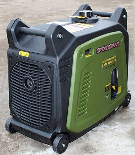 3500 Surge/3000 Running Watt Inverter Generator