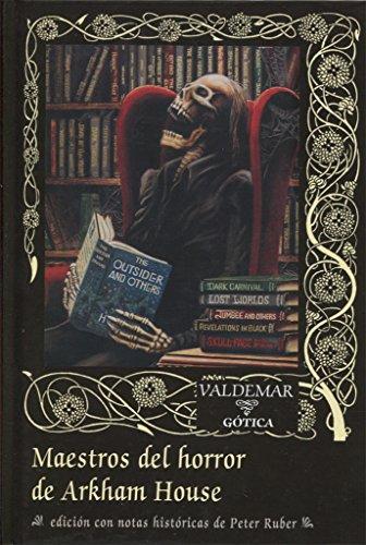 Maestros del horror de Arkham House: 50 (Gótica)