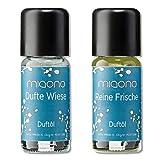 Duftöle von miaono - Wunderbare Welt der Düfte - Aromaöle für himmlichen Raumduft (Dufte...