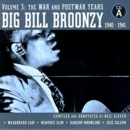 Big Bill Broonzy