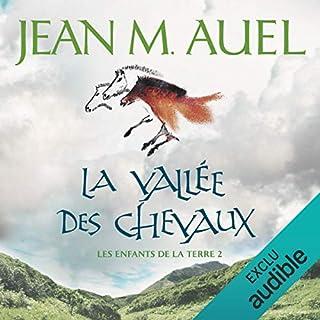 Page de couverture de La vallée des chevaux