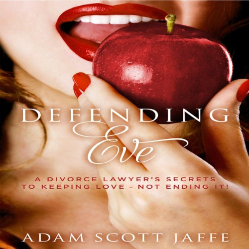Defending Eve audiobook cover art