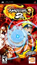 NARUTO ULTIMATE NINJA HEROES 2 - PSP