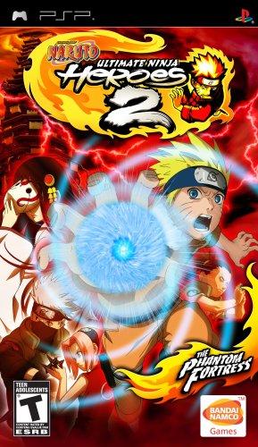 Naruto: Ultimate Ninja Heroes 2: The Phantom Fortress - Sony PSP