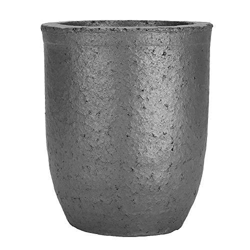 Betued 8Kg Graphitofentiegel, Schalenform Siliziumkarbid Graphitofen Casting Siliziumkarbid Graphittiegel Schmelztiegel Gusstiegel