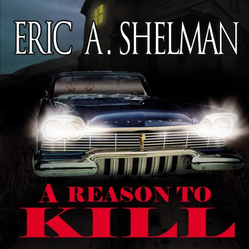 A Reason to Kill audiobook cover art