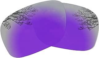 Lentes de repuesto polarizadas para Oakley Holbrook OO9102 - Múltiples opciones