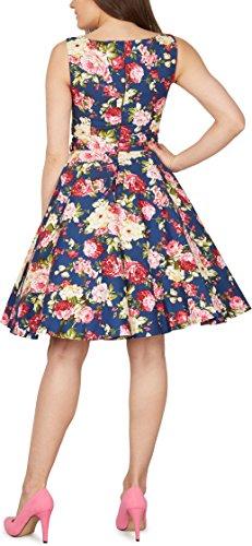 'Audrey' Vintage Divinity Kleid im 50er-Jahre-Stil - 6
