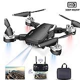 Drone con Telecamera, Mini Drone con 1080P HD FPV Wi-Fi per Video, Headless...