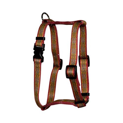 Yellow Dog Design Roman Harness, Small/Medium, Celtic