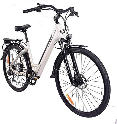 """E-Bike Damen Elektrofahrrad """"Futura X7"""" 27,5 Zoll E-Fahrrad, Elektro Fahrrad, Pedelec mit integriertem Akku"""