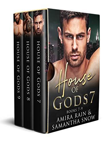 House Of Gods: Books 7-9 (Demigods Of New York Box Sets Book 3) (English Edition)