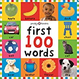 First 100 Words UK Board Book Edition (Bright Baby First 100)