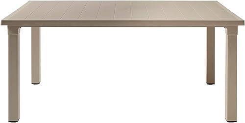 mejor opcion Scab Jardín SPA (SAB) - - - Mesa de jardín de Color gris Pardo, 170 x 100 cm,, 123  costo real