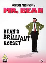 Mr Bean on DVD