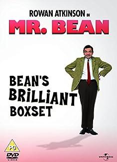 Mr. Bean - Bean's Brilliant Boxset