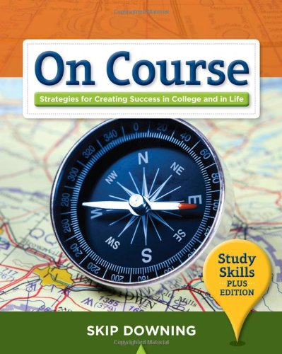 On Course, Study Skills Plus Edition (Textbook-specific CSFI)